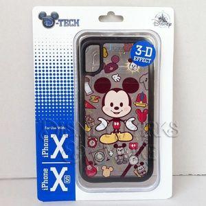 Pop-Up Disney Mickey Iconic iPhone X/Xs Phone Case